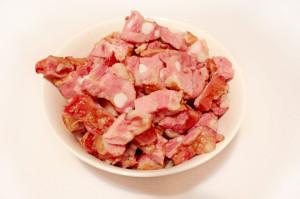 Отделите мясо от костей