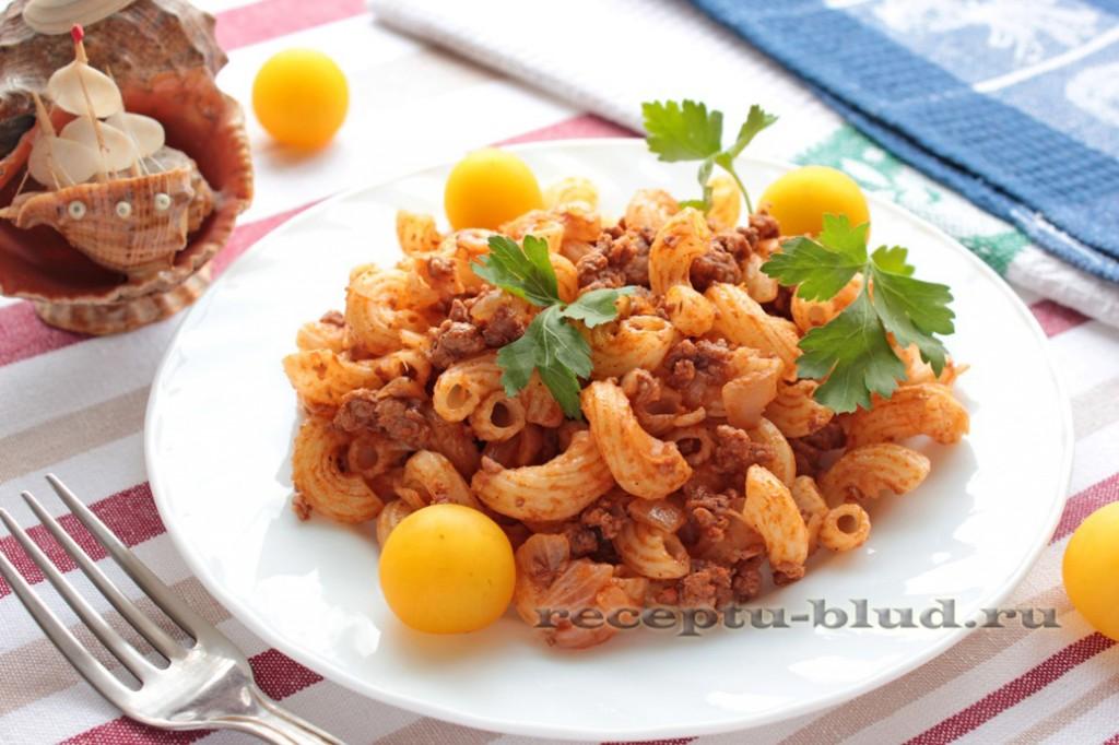 самые вкусные макароны по флотски рецепт с фаршем