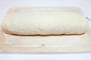 тесто на сырные лепешки