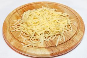 Сыр твердый натертый