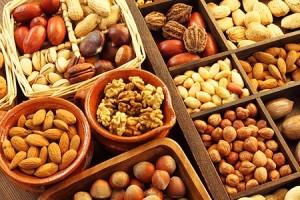 Орехи всех сортов