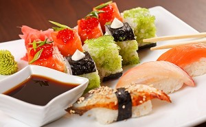 С чем едят суши