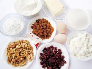 Ингредиенты для штоллена