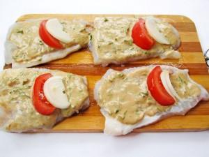 Рыбные рулетики – кулинарный рецепт
