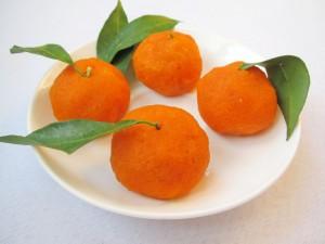 Украсьте закуску листиком
