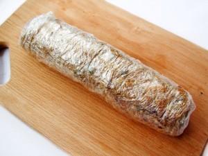 Десерт из кукурузных палочек отправьте в холодильник