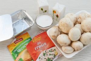 Ингредиенты на паштет