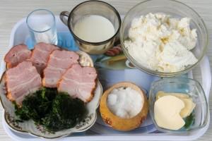 Ингредиенты для плавленного сыра в домашних условиях