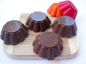 Шоколадные глазированные сырки