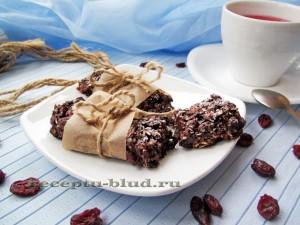 Домашние шоколадные конфеты с мюсли