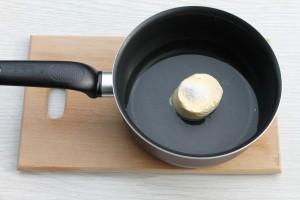 Растопите масло