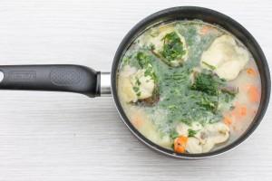 Суп из хека