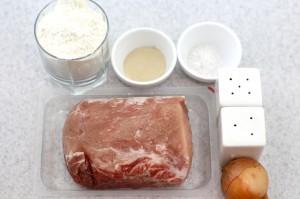 ингредиенты для приготовления беляшей