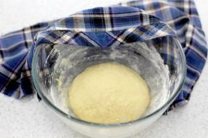 Тесто на кулебяку