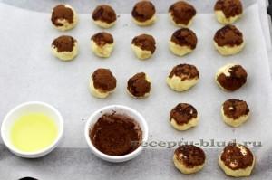 Запекайте печенье в духовке