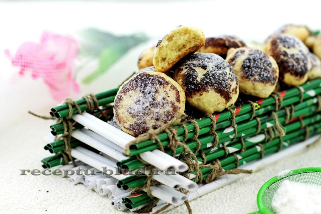 Печенье творожное Рецепт