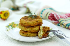 рецепт с фото картофельных котлет
