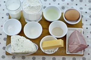 Ингредиенты для пиццы н тонком дрожжевом тесте