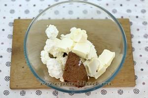 Приготовление творожного крема для бисквита