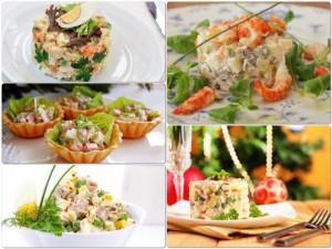 5 рецептов оливье с колбасой, курицей и рябчиками